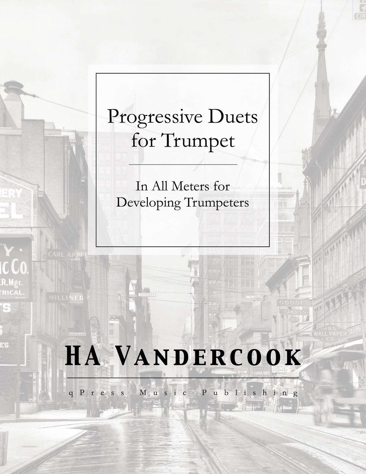 Vandercook, Progressive Duets for Trumpet-p01