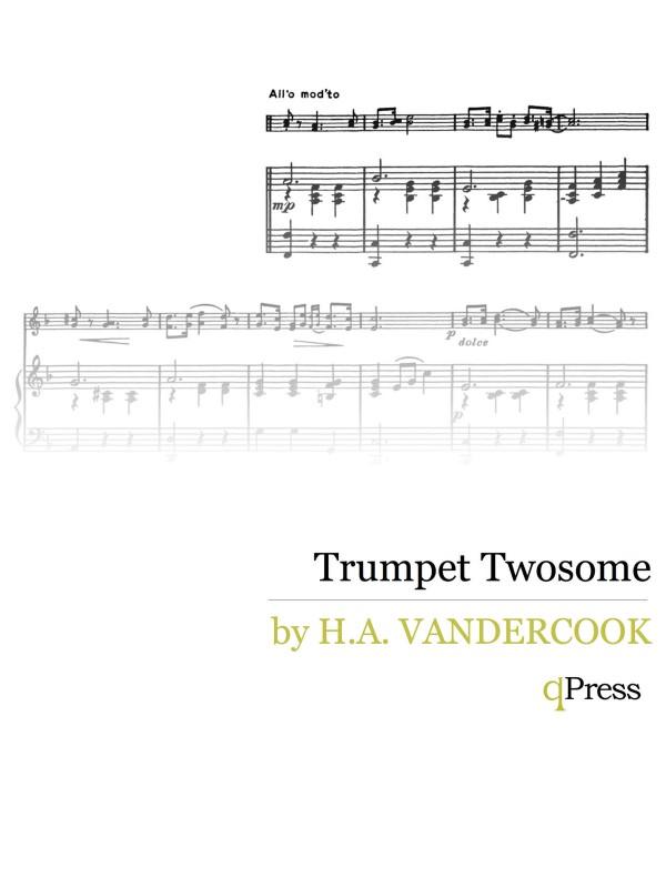 Vandercook, Trumpet Twosome Duet