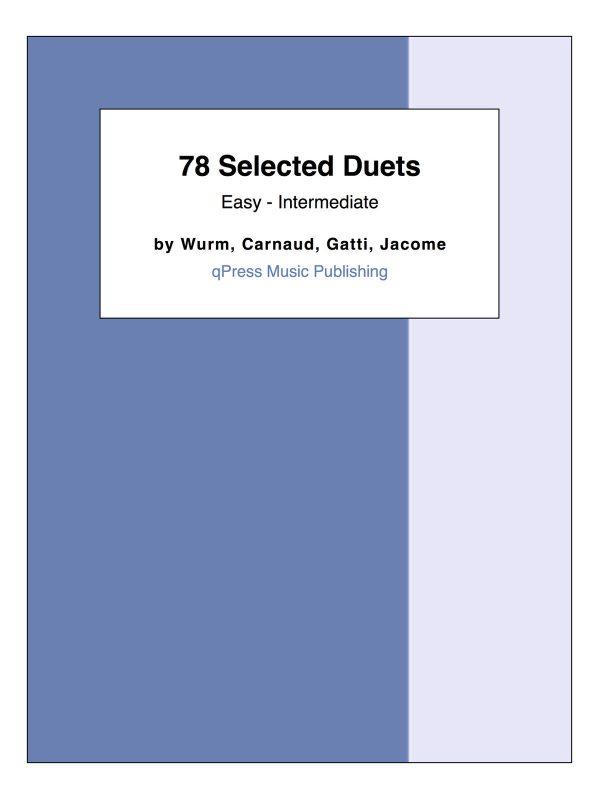 78 Selected Duets (Beginner to Intermediate)-1