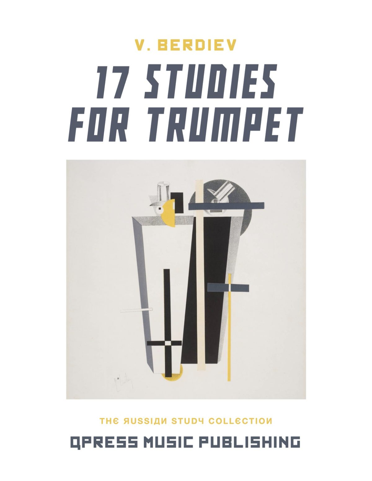 Berdiev, 17 Studies for Trumpet-p01