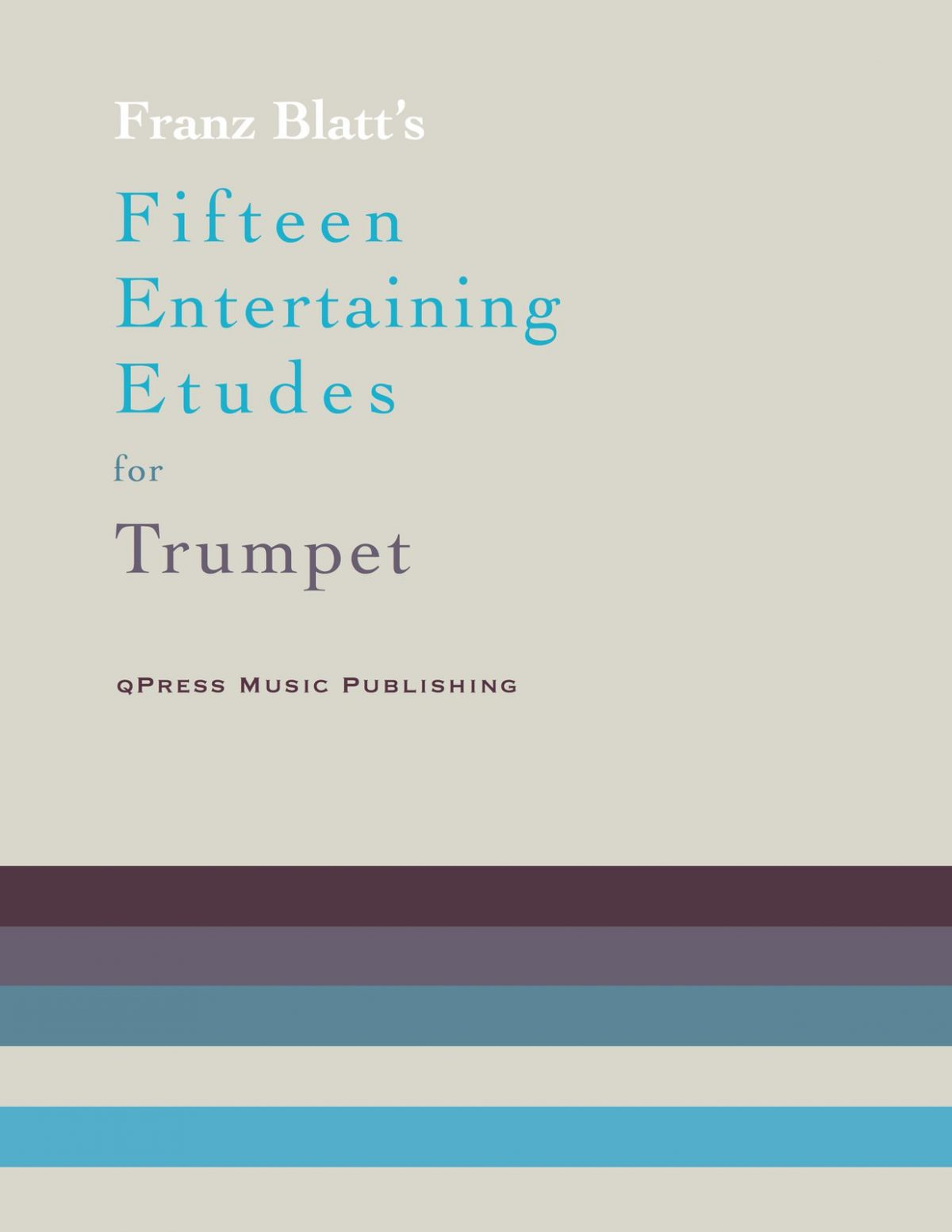 Blatt, 15 Entertaining Etudes-p01