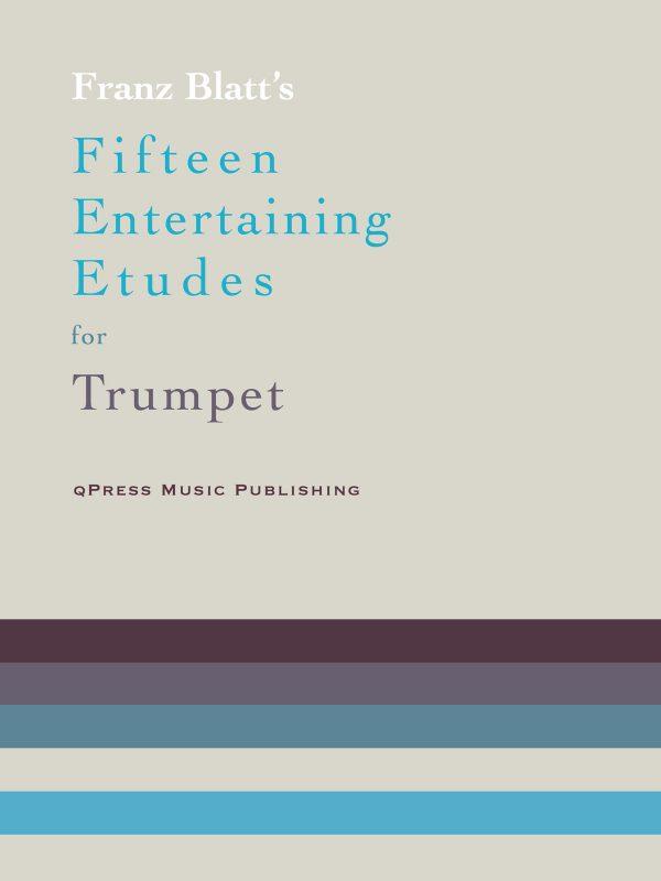 Blatt, 15 Entertaining Etudes-p01