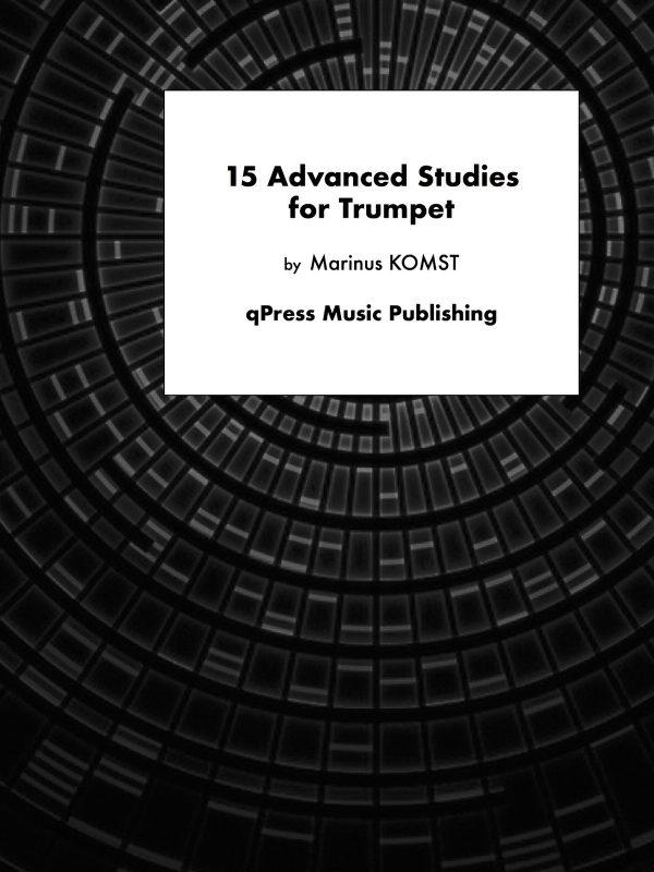 Komst, 15 Studies for Trumpet-p01