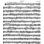 Sachse, Six Duets Trumpet 1