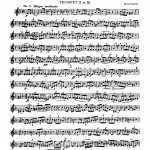 Sachse, Six Duets Trumpet 2