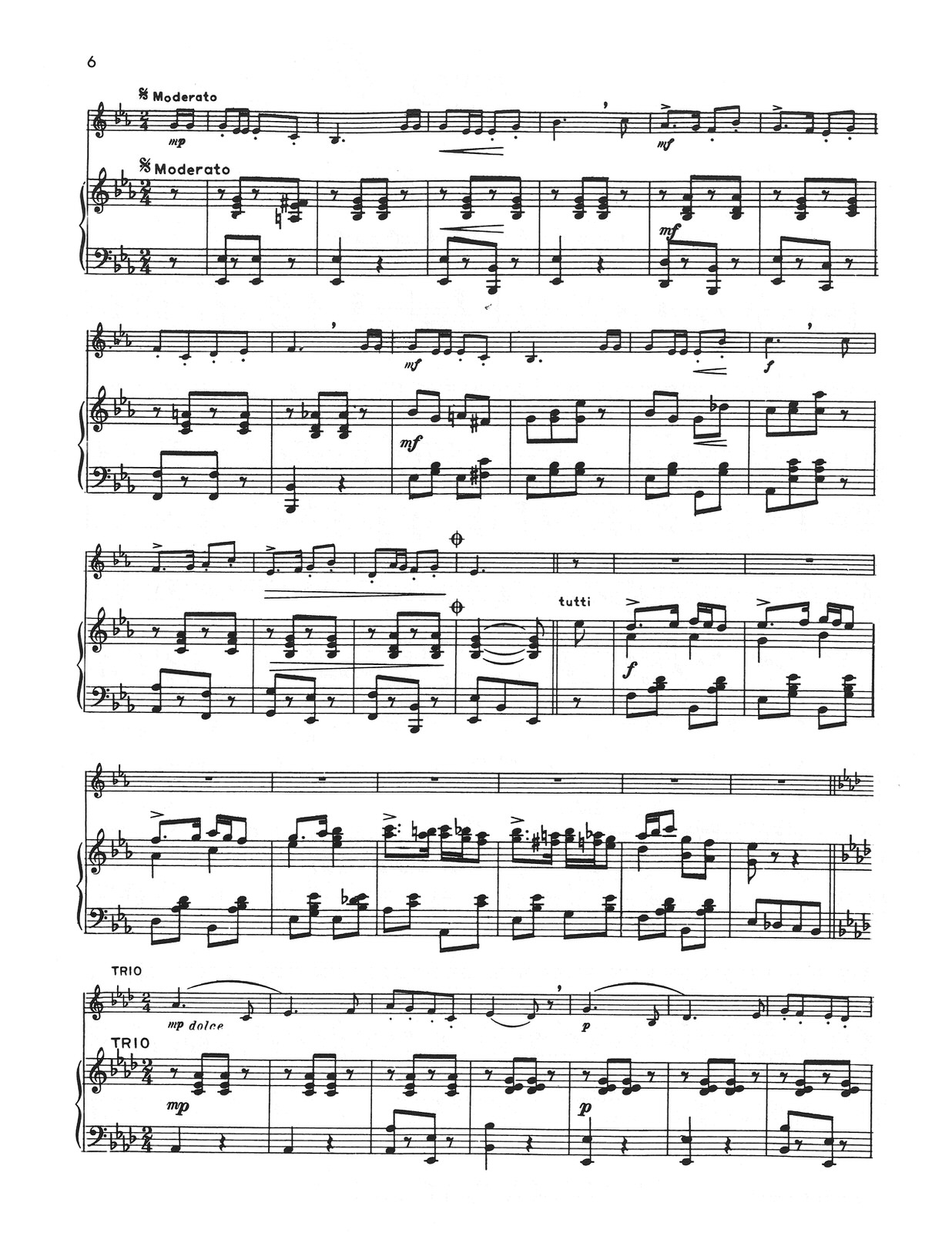 VanderCook, Trumpet Stars Book 2 (Piano) 3