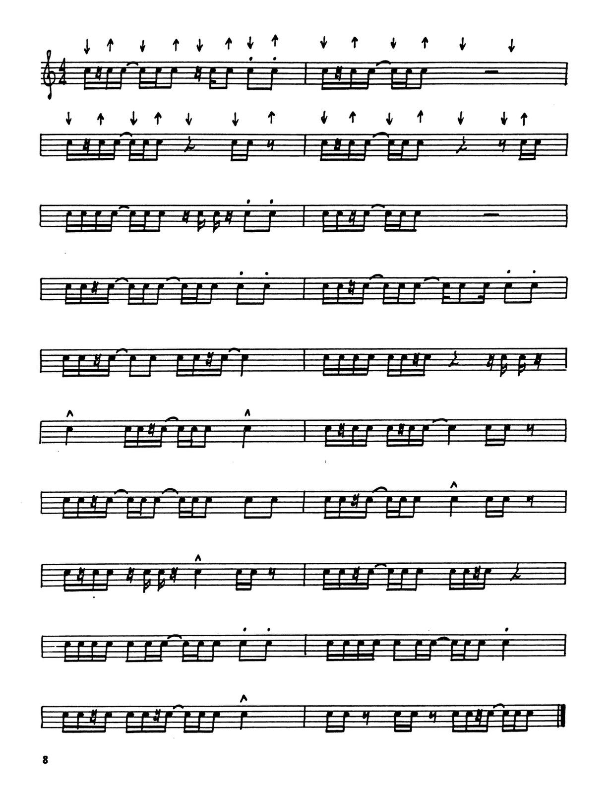 Chesky Contemporary Jazz-Rock Rhythms 3