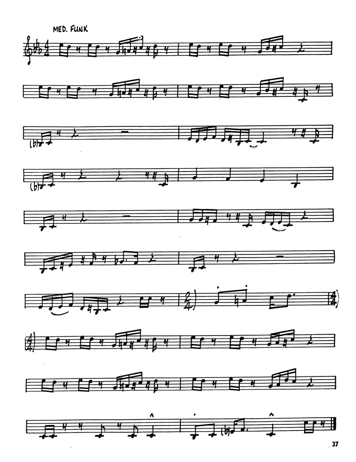 Chesky Contemporary Jazz-Rock Rhythms 5