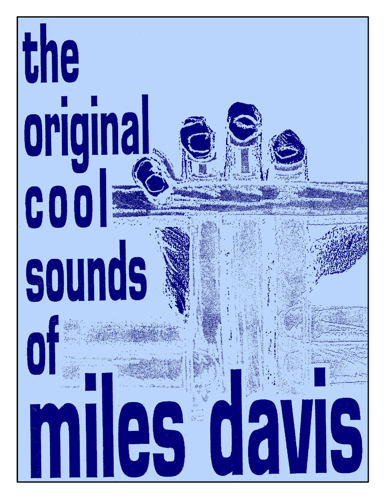 Davis, The Original Cool Sounds Of