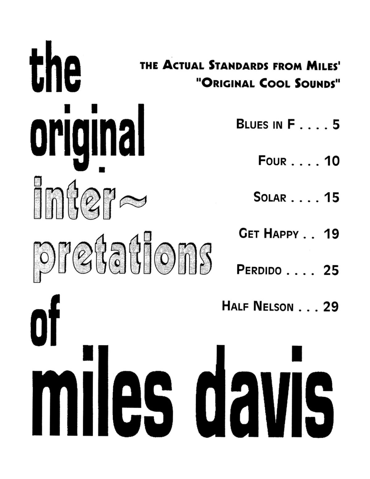 Davis, The Original Interpretations-p05