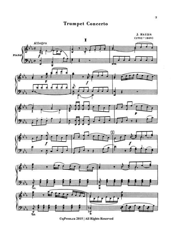 All Music Chords haydn trumpet concerto sheet music : Shop for Trumpet Methods & Music | qPress