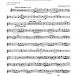 Bohme, Sextet (Score and Parts) 2