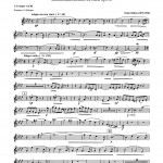 Bohme, Sextet (Score and Parts) 3