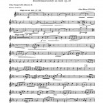 Bohme, Sextet (Score and Parts) 6