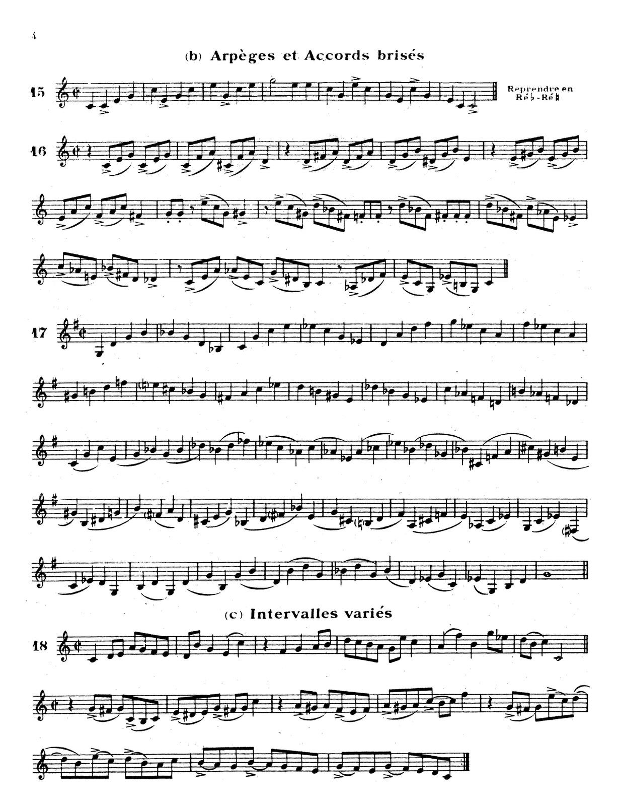Laurent, Leo, Le Trompettiste de Jazz 3
