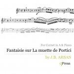 Arban, Fantaisie sur La muette de Portici