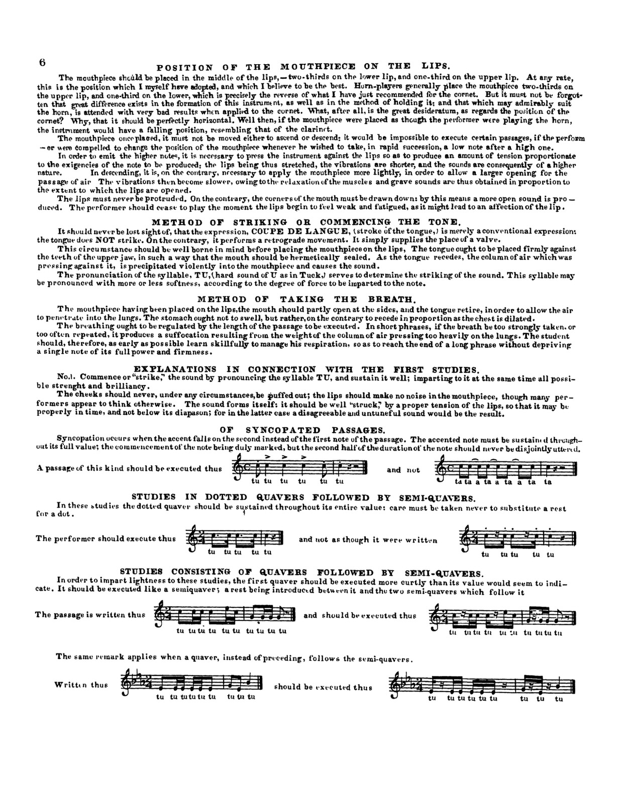 Arban:Rollinson Arban's world renowned method for the cornet (1879) 3