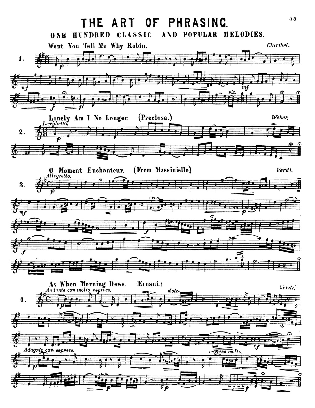 Arban:Rollinson Arban's world renowned method for the cornet (1879)5