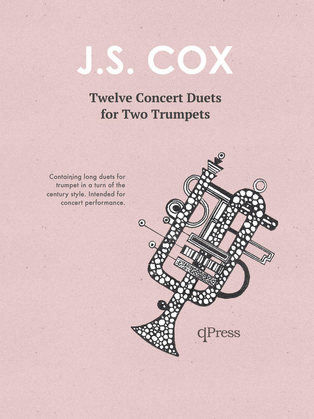 Cox, JS Twelve Concert Duets