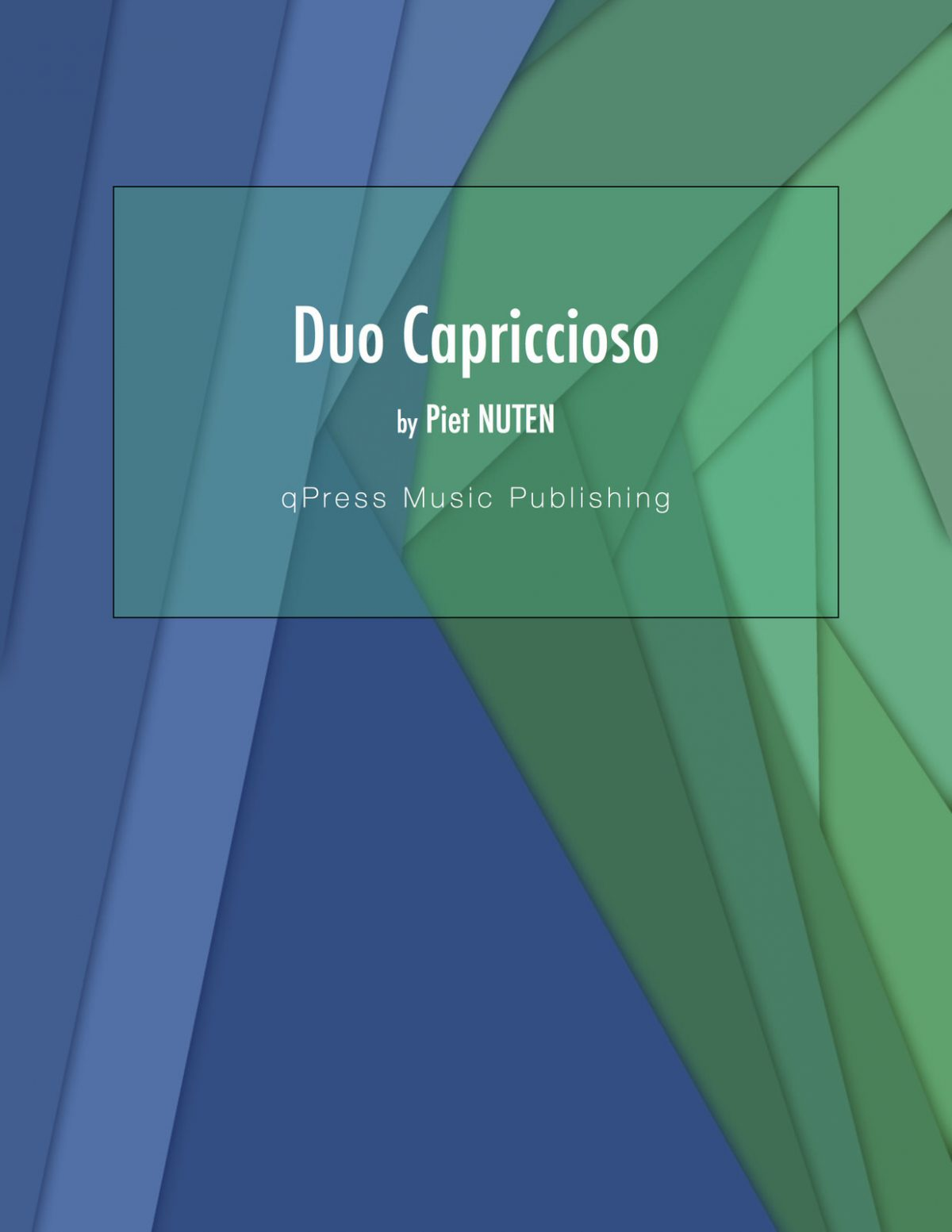 Nuten, Duo Capriccioso