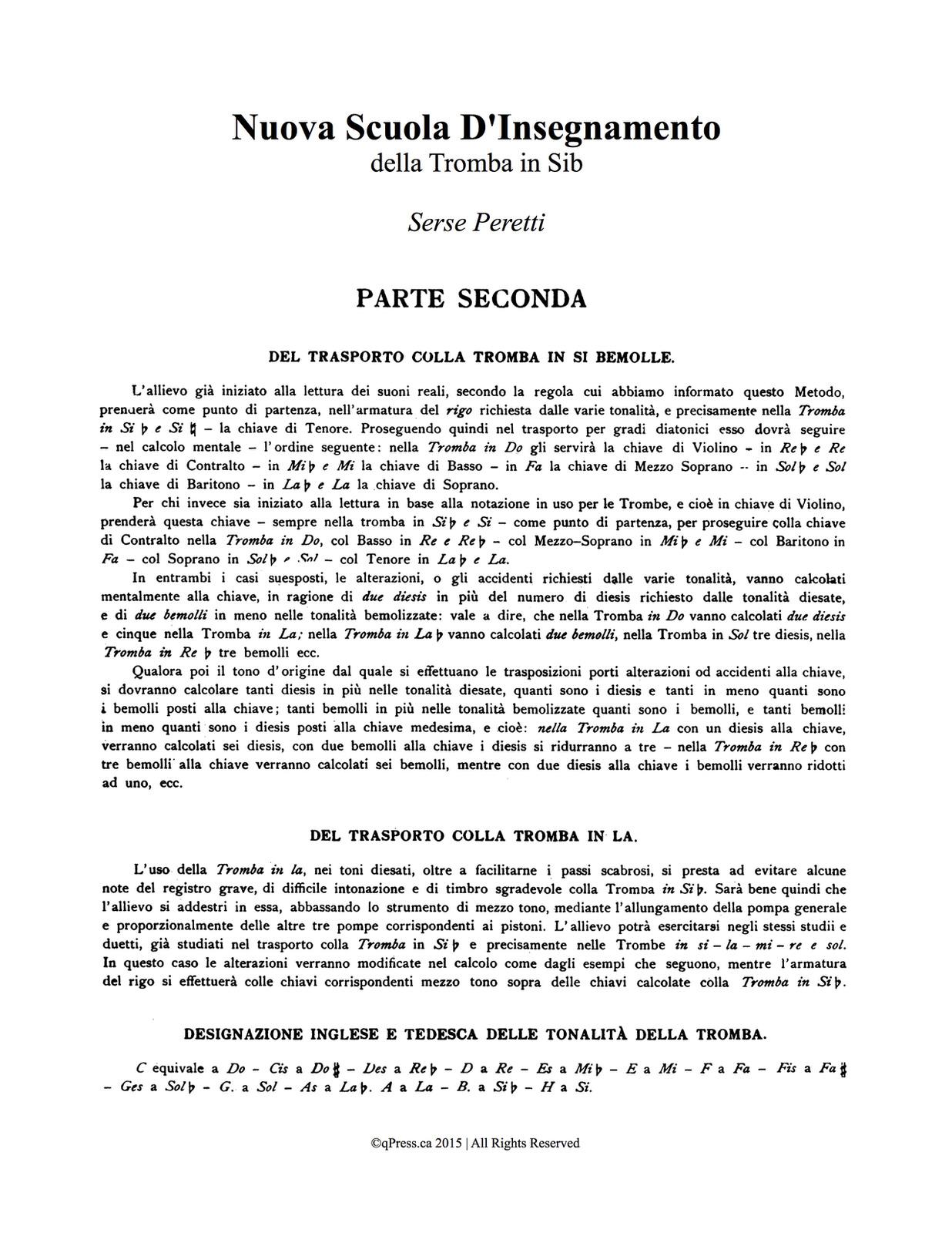 Peretti, Nuova Scuola D'Insegnamento Vol 2 2