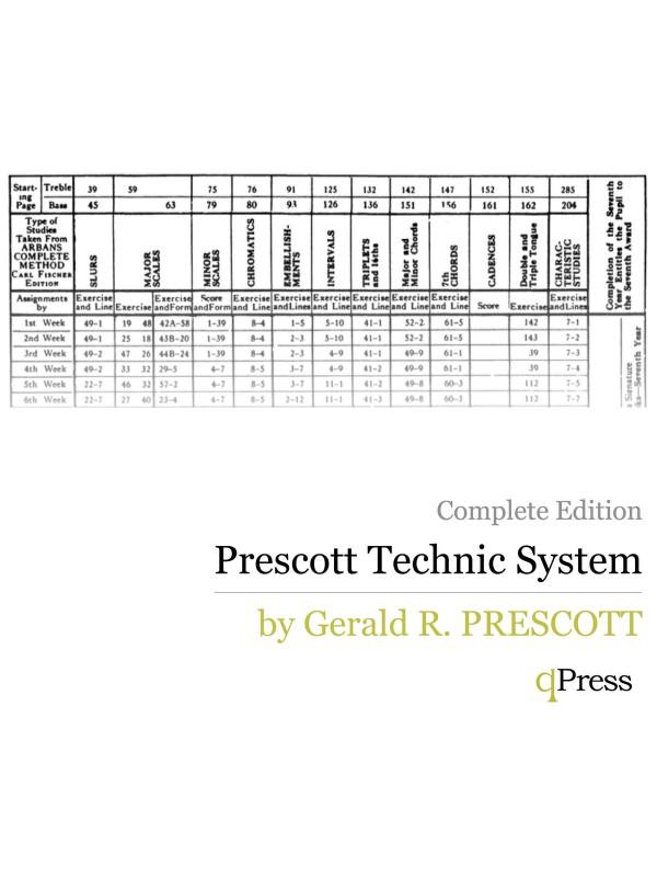 Precott Cover Complete