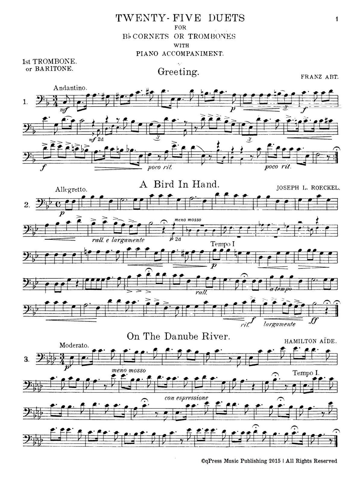 Prendiville, 25 Duets (Parts and Score)-p19