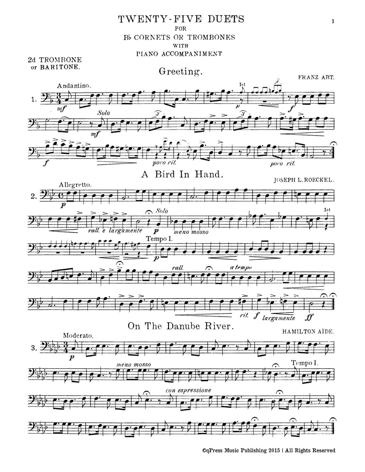 Prendiville, 25 Duets (Parts and Score)-p27