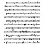 Prescott-Arban, The First and Second Year Excerpts 3