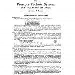 Prescott, Technic System, Arban Part 1-p03