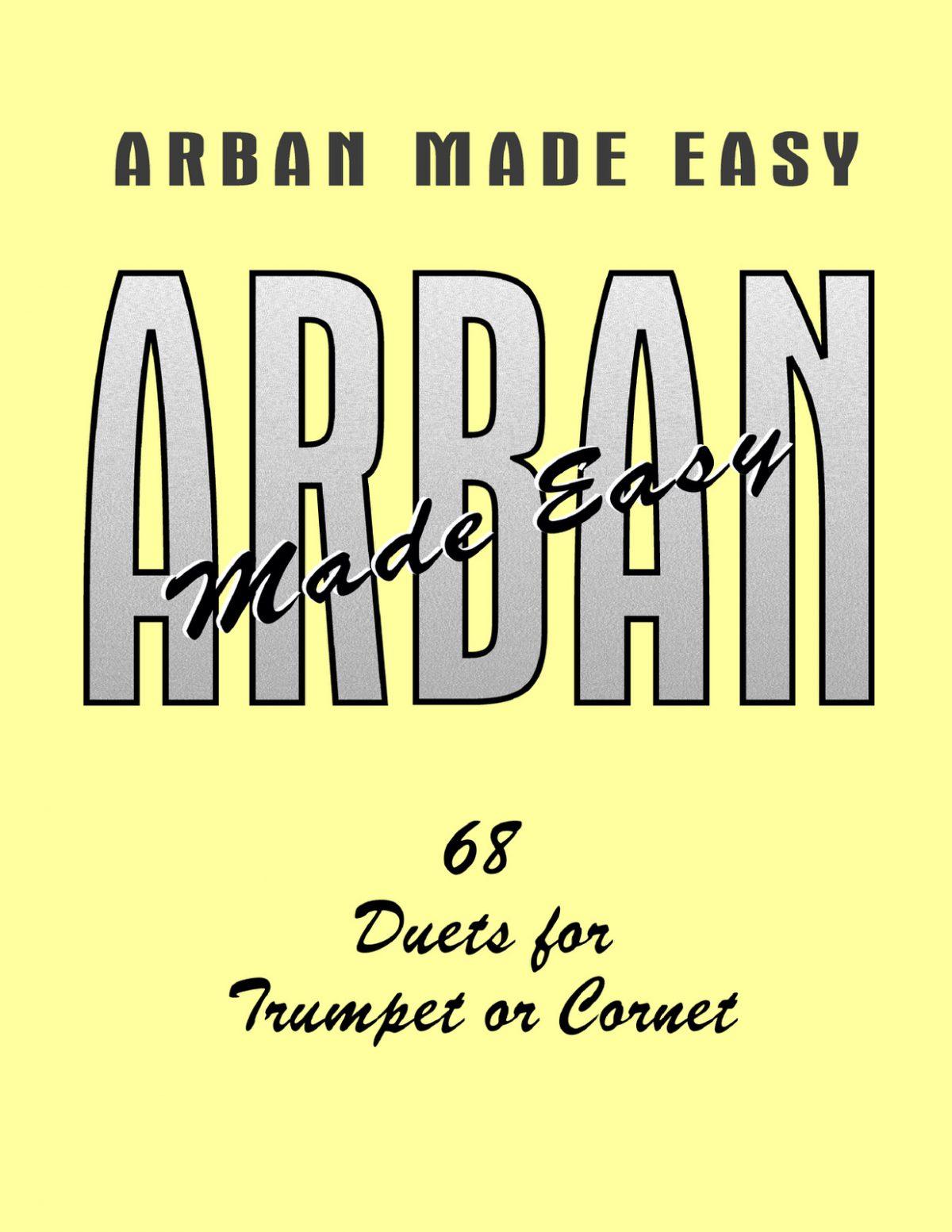Arban, Arban Duets Made Easy