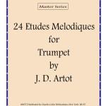 Artot, 24 Etude Melodiques