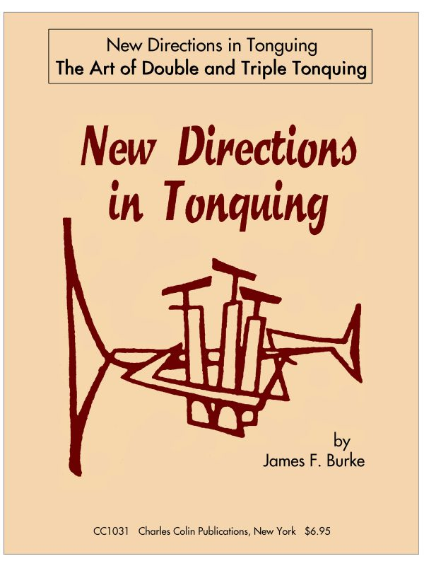 Burke, New Directions in Tonguing