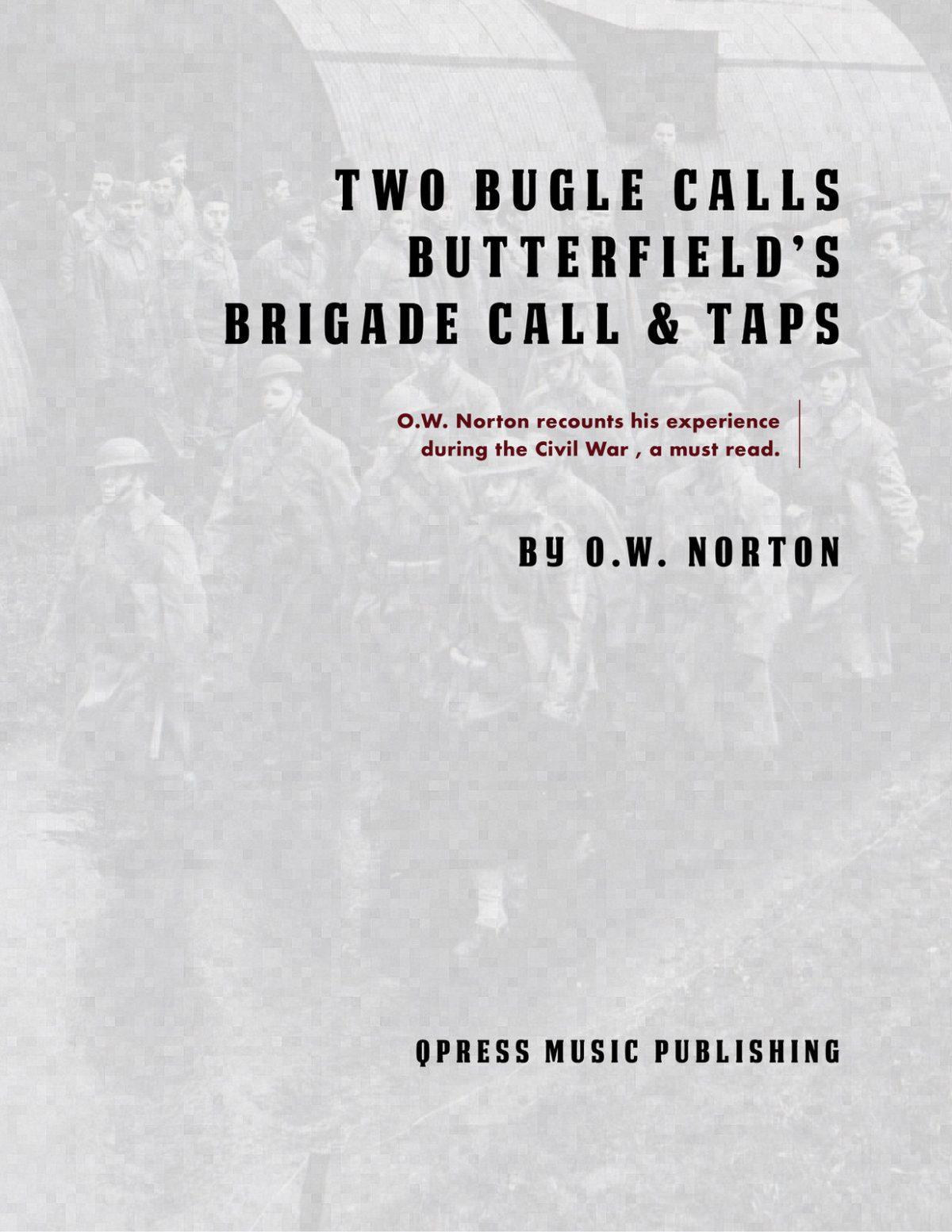 Norton, OW, Two Bugle Calls