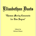 Roper, Elizabethan Duets for Two Trumpets