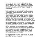 Sandole, Beginner's Method for Jazz Improvisation 3