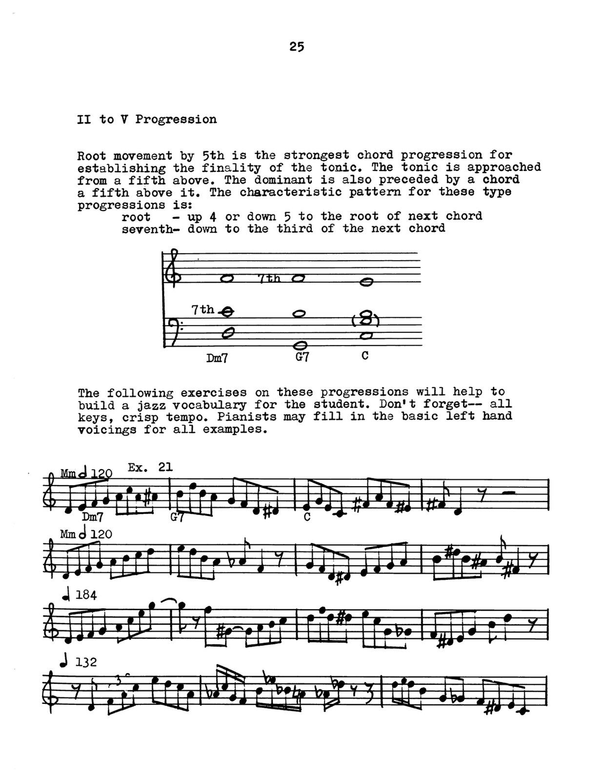 Sandole, Beginner's Method for Jazz Improvisation 6
