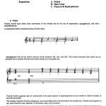 Sandole, Fourth Chords & Scales 3