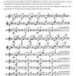 Stevens-Costello, Embouchure Trouble-Self Analysis 6