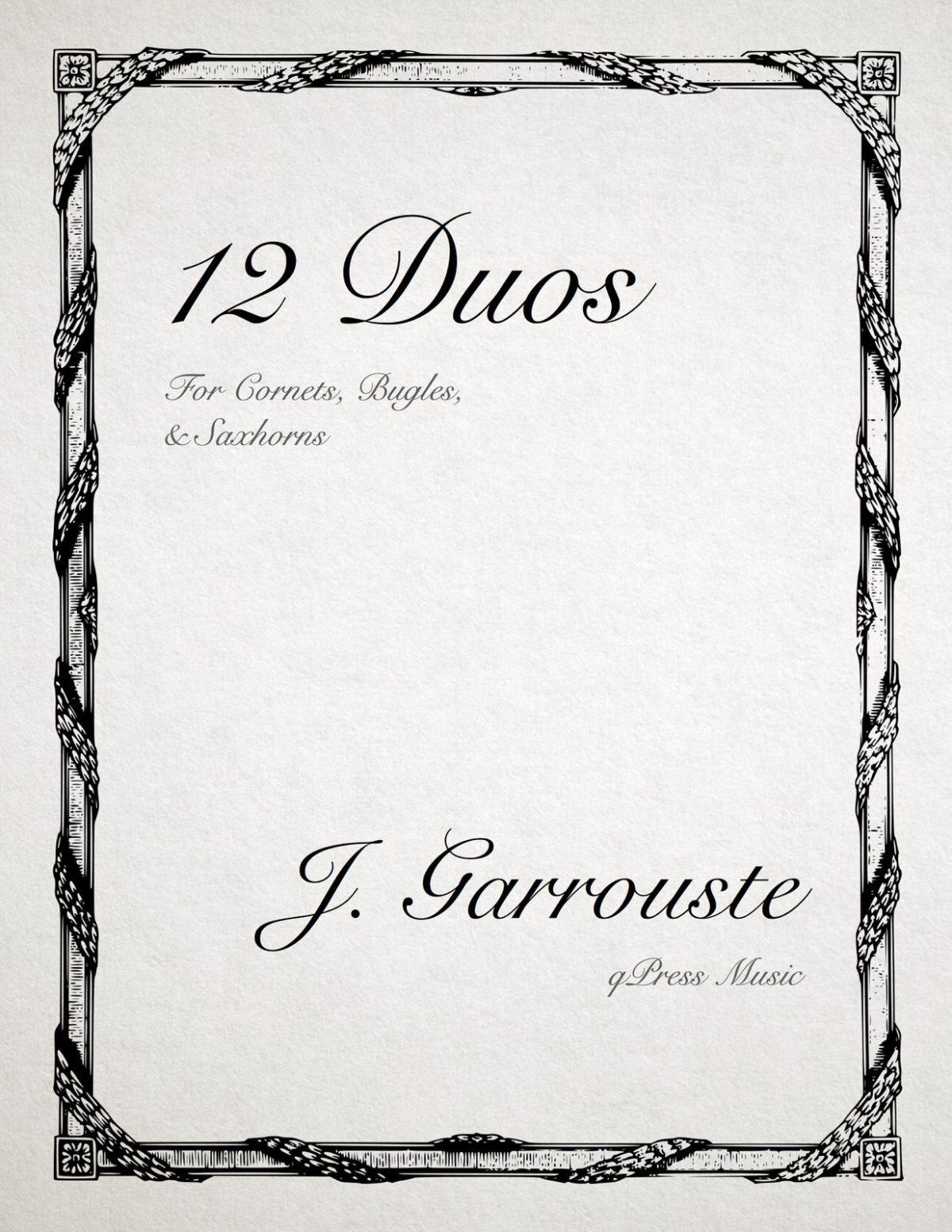Garrouste, 12 Duos