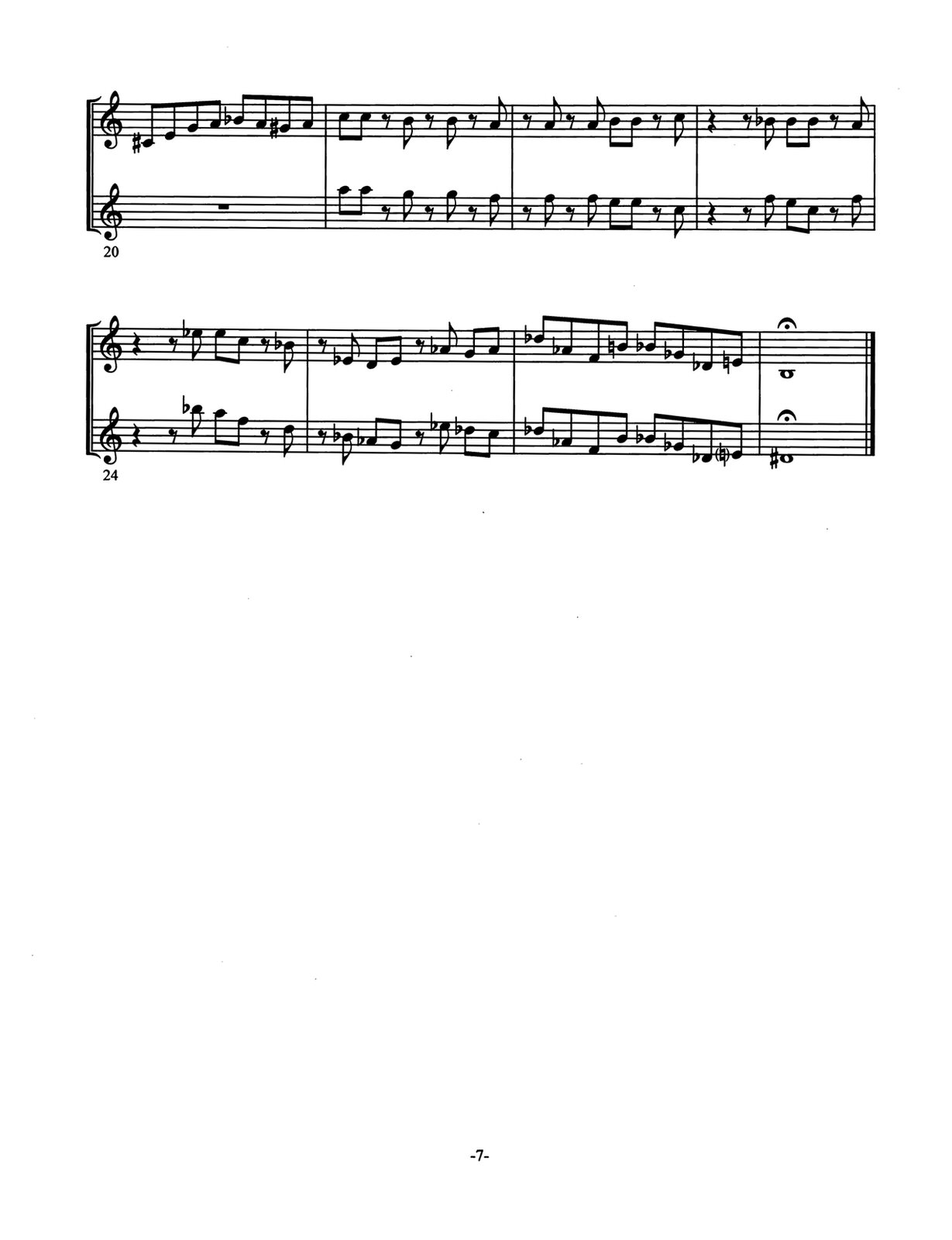 Magnarelli, Joe, Jazz Trumpet Duets 4