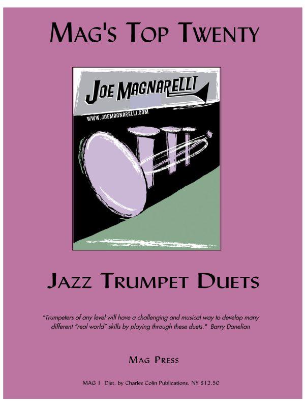 Magnarelli, Joe, Jazz Trumpet Duets