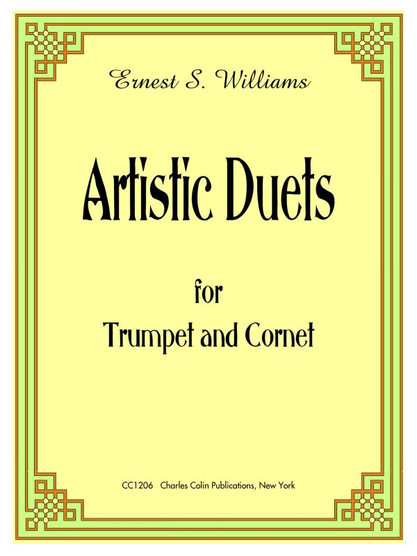 Williams, Artistic Duets for Trumpet and Cornet