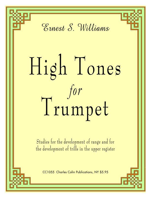 Williams, High Tones for Trumpet