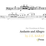 Barat, Andante and Allegro