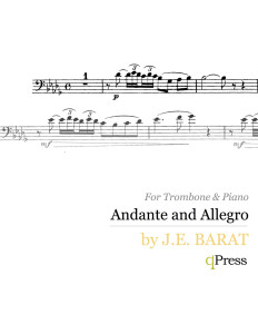 Barat, Andante and Allegro