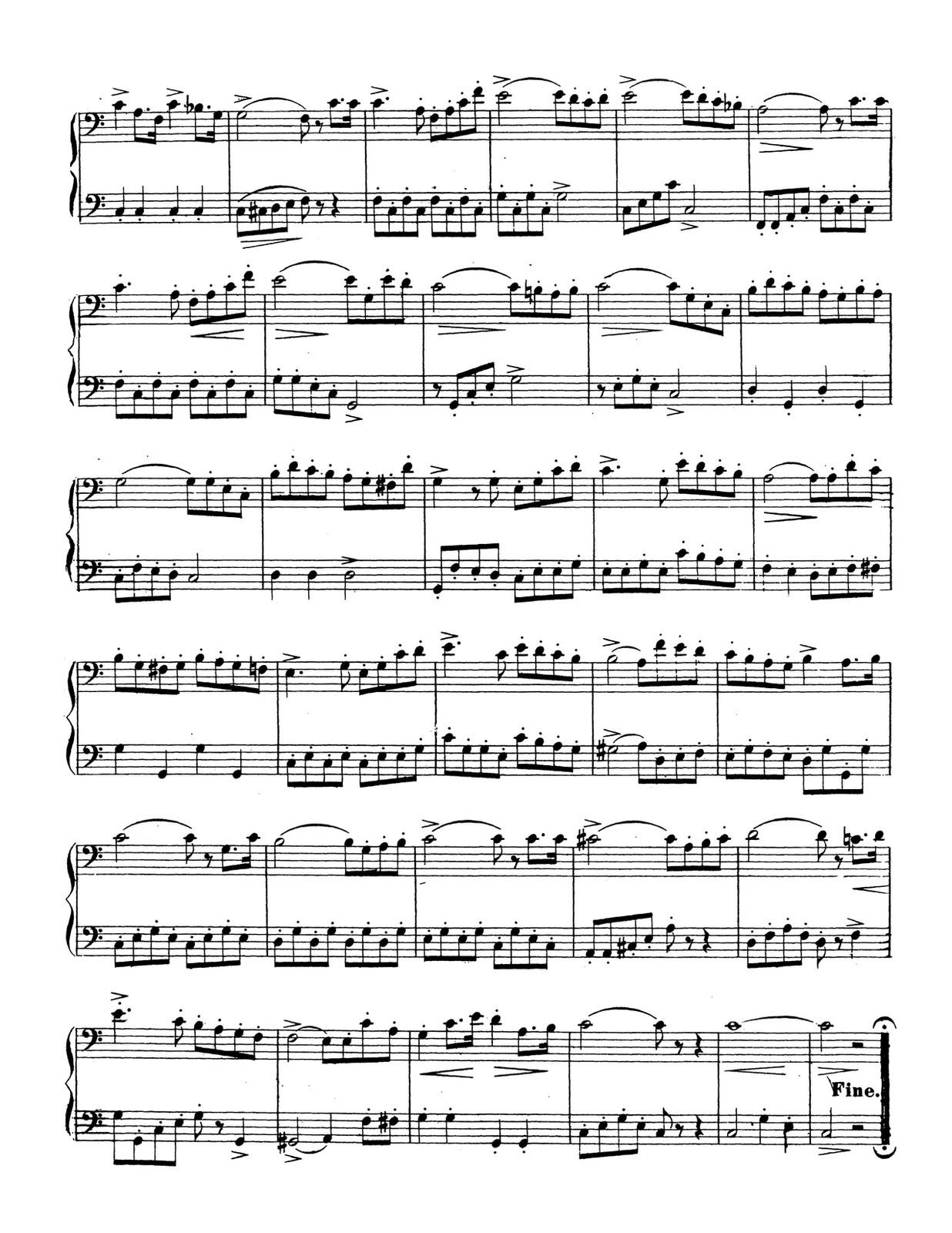 Bleger, 12 Concert Duets for Trombone 3
