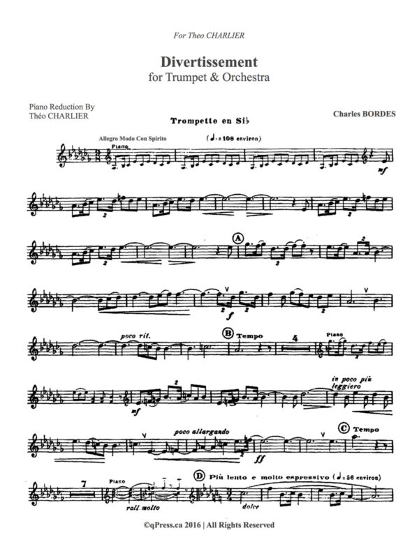 All Music Chords free trumpet solo sheet music : qPress Archives | qPress