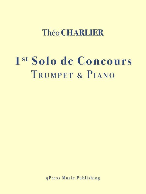 Charlier, 1st Solo de Concours-p01