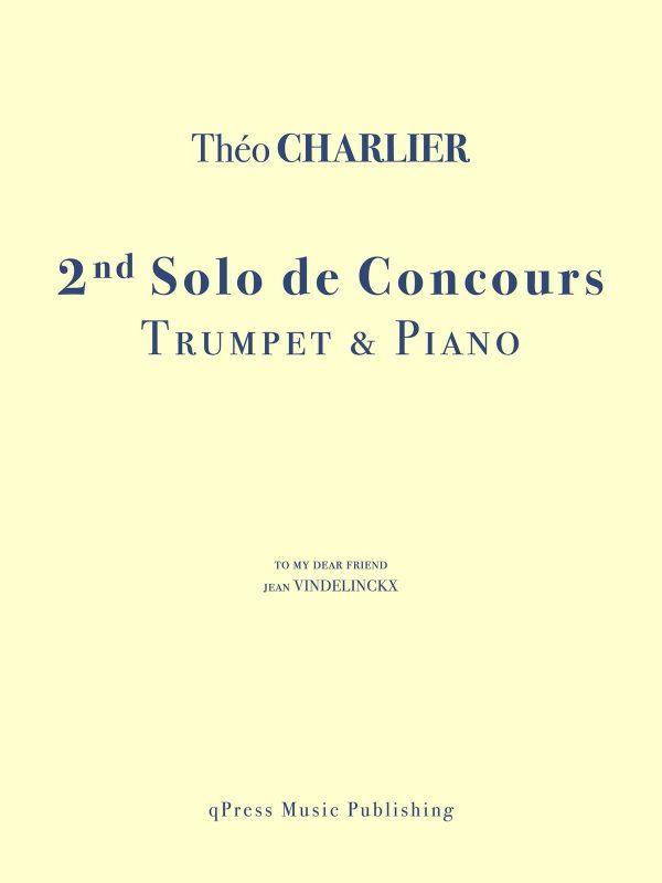 Charlier, 2nd Solo de Concours-p01